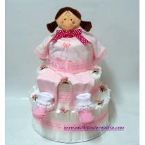Торта от памперси Дария