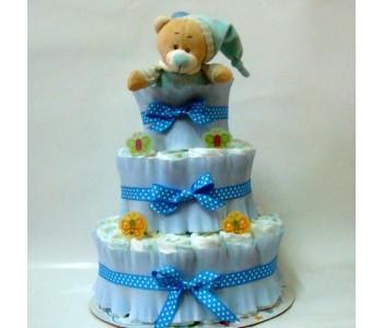 Торта от памперси Малкият принц