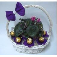 Букет от бонбони Пролетно настроение II