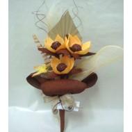 Букет от бонбони Слънчогледи