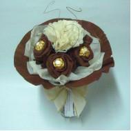 Букет от бонбони Шоколад