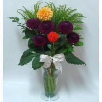 Букет от цветя Свежест