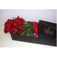 Букет от рози Ухание