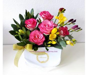Букет от цветя Мелодия