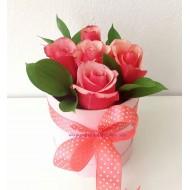 Букет от рози Изкушение