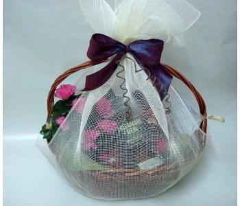 Подаръчна кошница Tullamore Dew