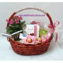 Подаръчна кошница Пентаграм