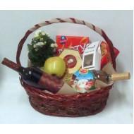 Подаръчна кошница Дует