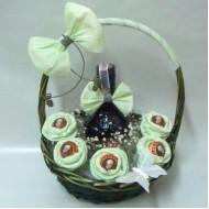 Подаръчна кошница Бейлис