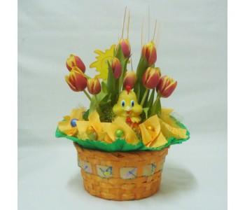 Подаръчна кошница Великден