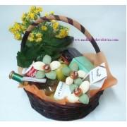 Подаръчна кошница Каприз
