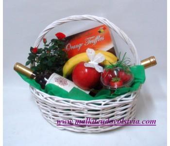 Подаръчна кошница Хармония