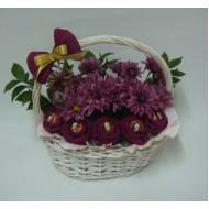 Подаръчна кошница Мария