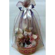 Подаръчна кошница Сватбен ден