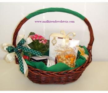 Подаръчна кошница Трюфели