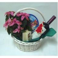 Подаръчна кошница Сладка Коледа