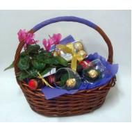 Подаръчна кошница Фраголино