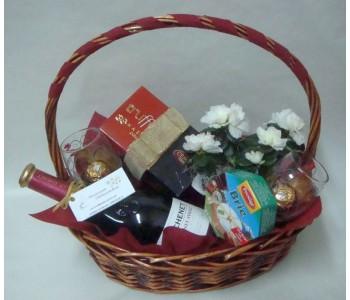 Подаръчна кошница Френски дух