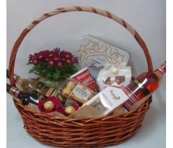 Подаръчна кошница Трио