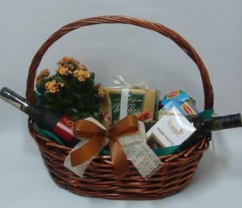 Подаръчна кошница Юбилей