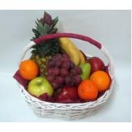 Кошница с плодове Плодов свят