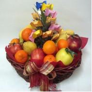 Кошница с плодове Фонтан